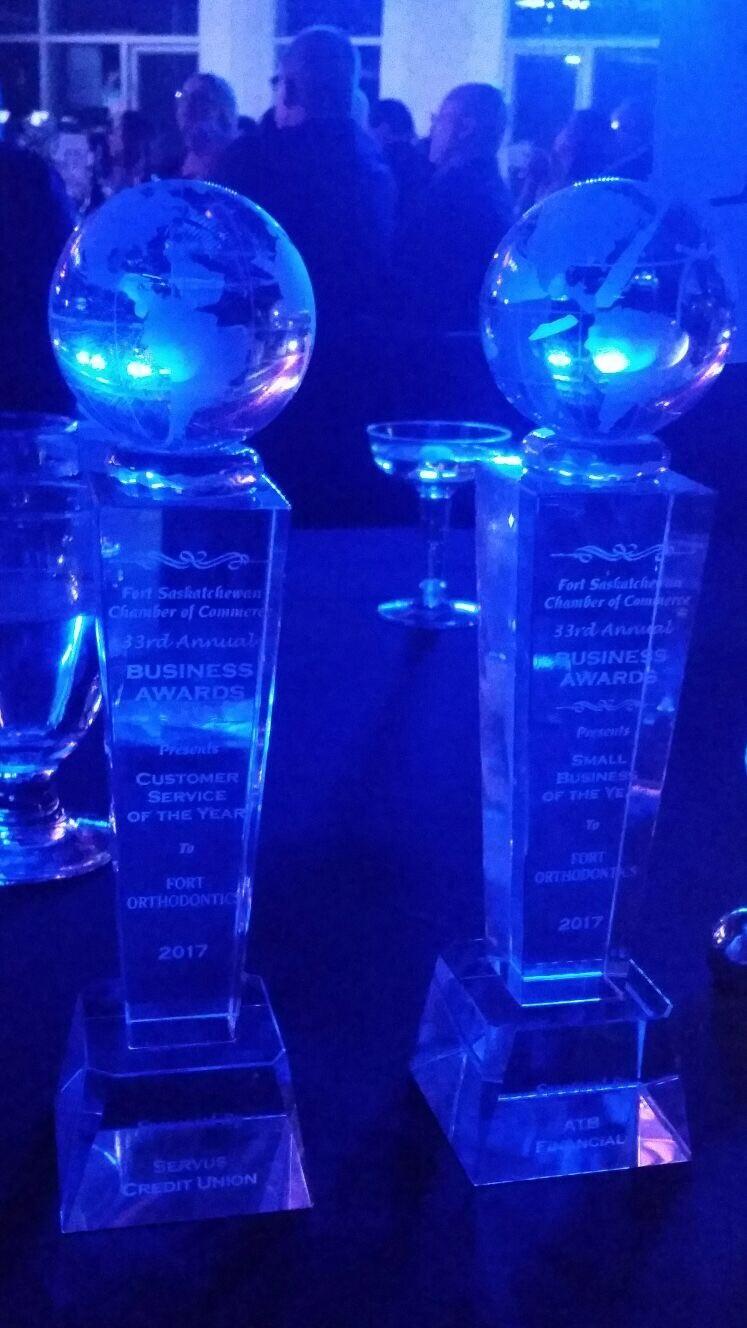 Fort Ortho Wins Chamber Award 4 .jpg