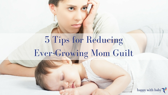 5 Tips for Reducing Ever Growing Mom PychCentral Blog Post
