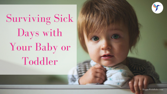 Surviving Sick Days With Your Baby Or Toddler Catherine Obrien