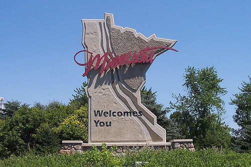 Minnesota Welcomes You! (Unless you are Retired)