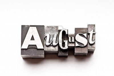 August Bond and Stock Market Performance Summary