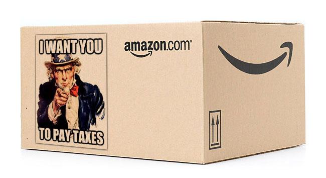 amazon sales tax minnesota