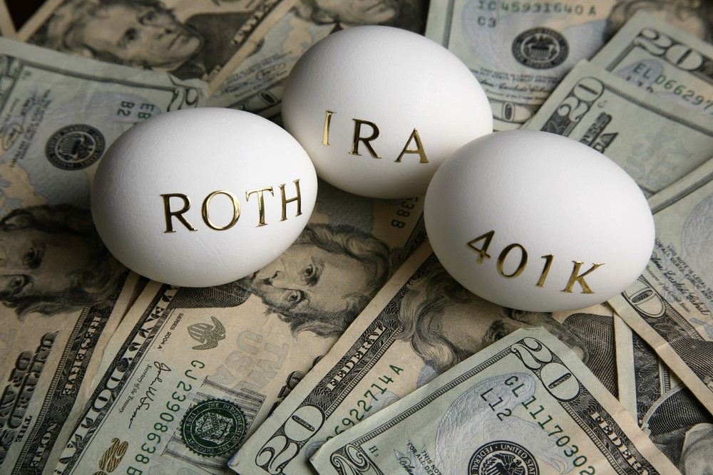 Turning a 401k into a Roth IRA