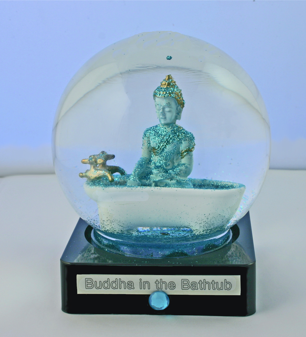 Buddha in the Bathtub