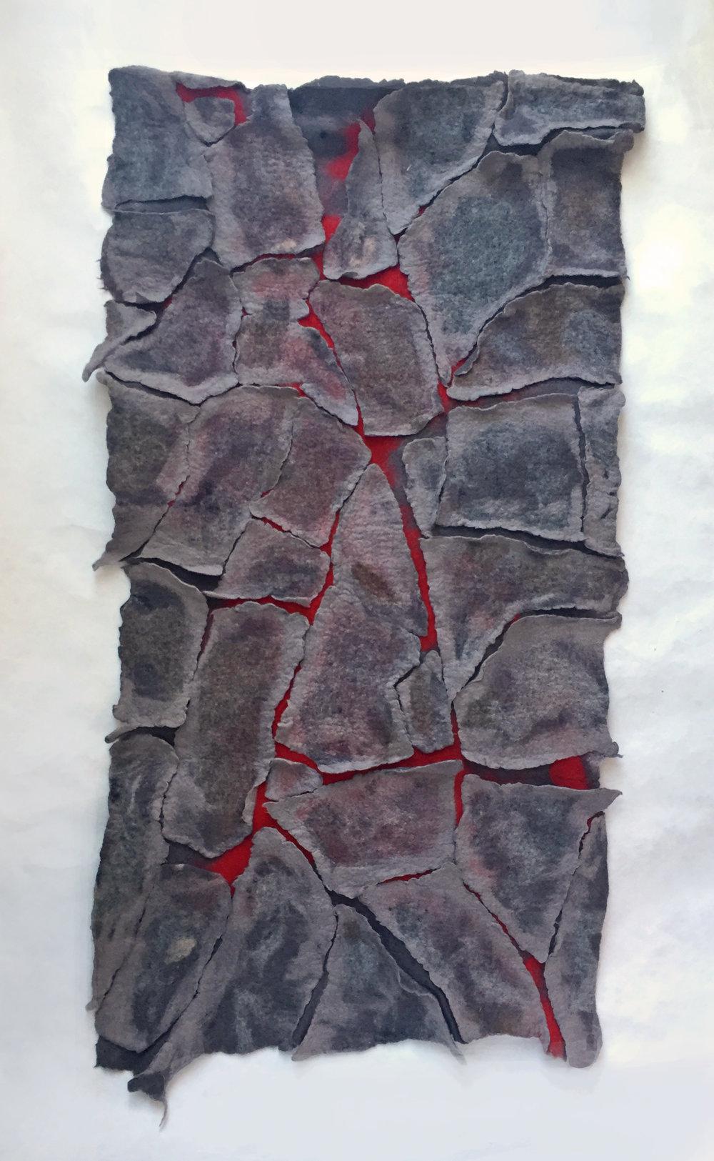Cracked Lava