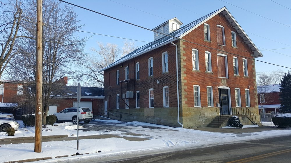 We are a part of the BB2C Epicenter at 107 Lancaster Street in Harmar Village, at the intersection of Lancaster & Franklin Street. The Makerspace entrance is on the left side of the building at the top of the ramp.
