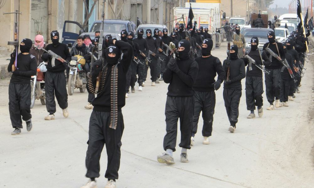 ISIS has recently renamed itself Islamic State or, simply, IS.