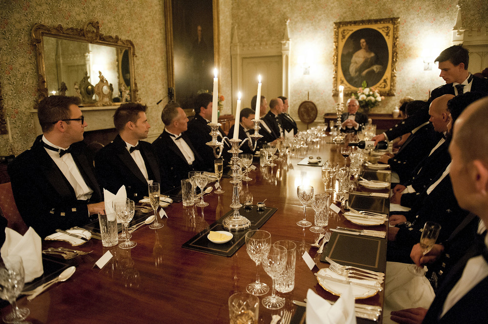 Dinner at London Real's first ever live event in the Ritz with Dan Pena.