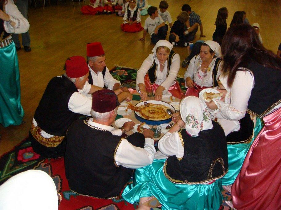 Traditional Pita
