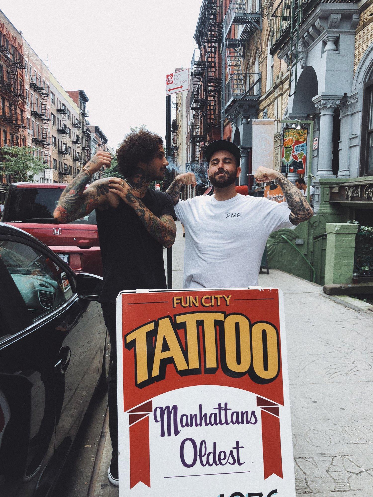 Fun City Tattoo