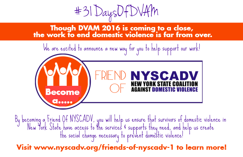 Friends of NYSCADV