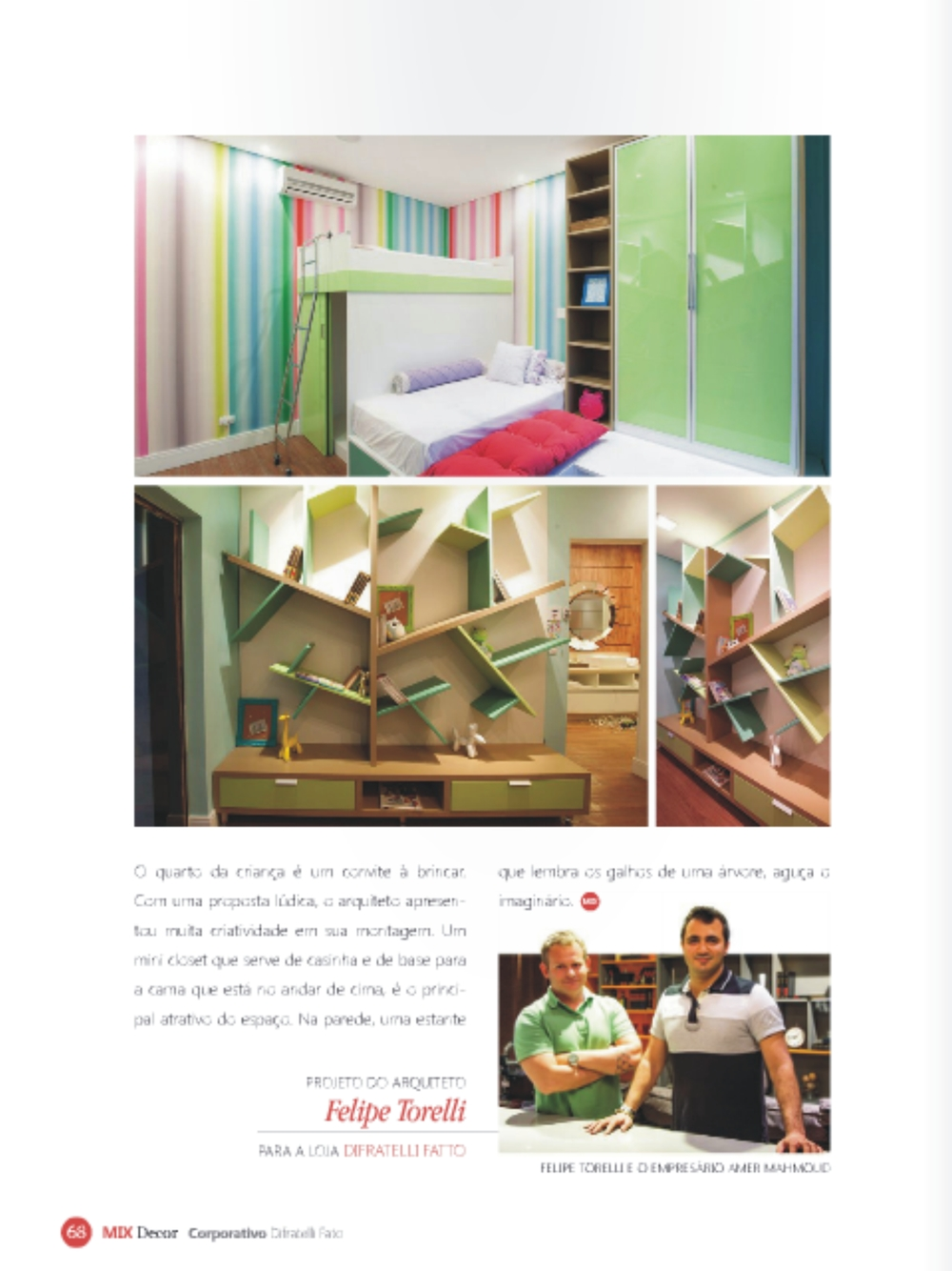 REVISTA MIX DECOR - OUT 2013