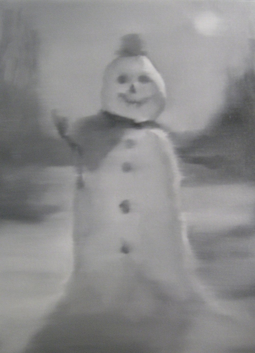 Death Disguised as a Jolly Snowman