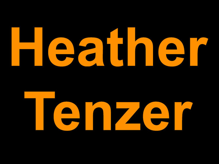 Heather Tenzer