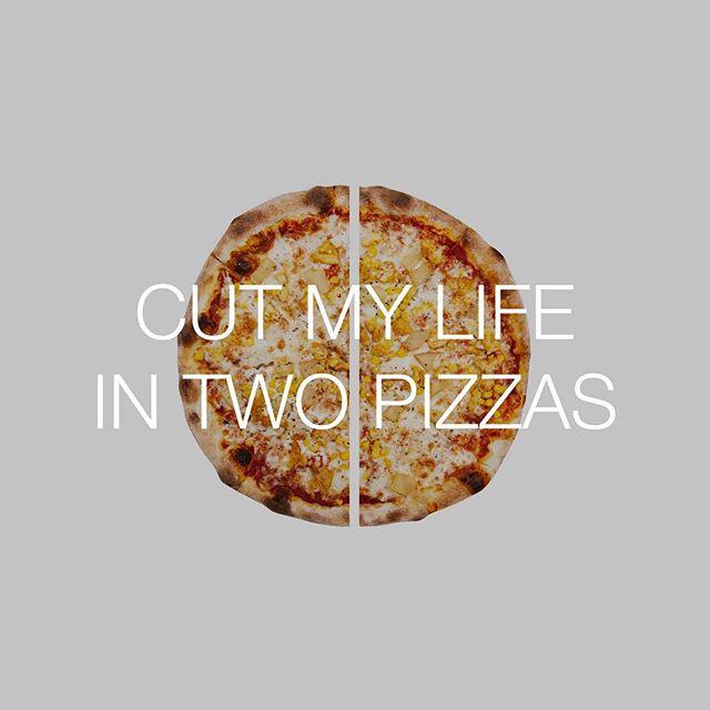 I reeeeally wish I could take credit for this one, but it's all @seventymeters. #pizza #paparoach #lastresort #idontevenlikepaparoach #talkingfood #friendlyfoods #bestofover #bestoftheday
