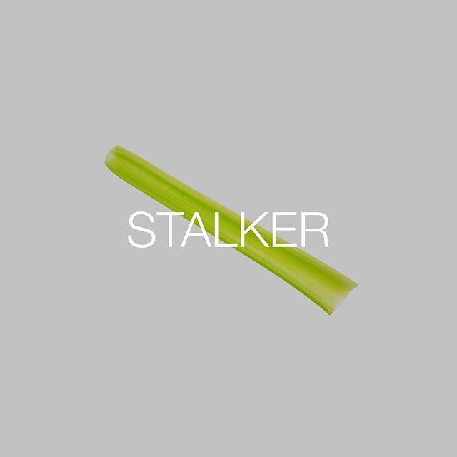 Creepy celery. #celery #stalk #stalker #creepy #talkingfood #friendlyfoods #bestofover #bestoftheday