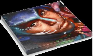 "Gallery Wrap Canvas (1 1/2"" Frame)"