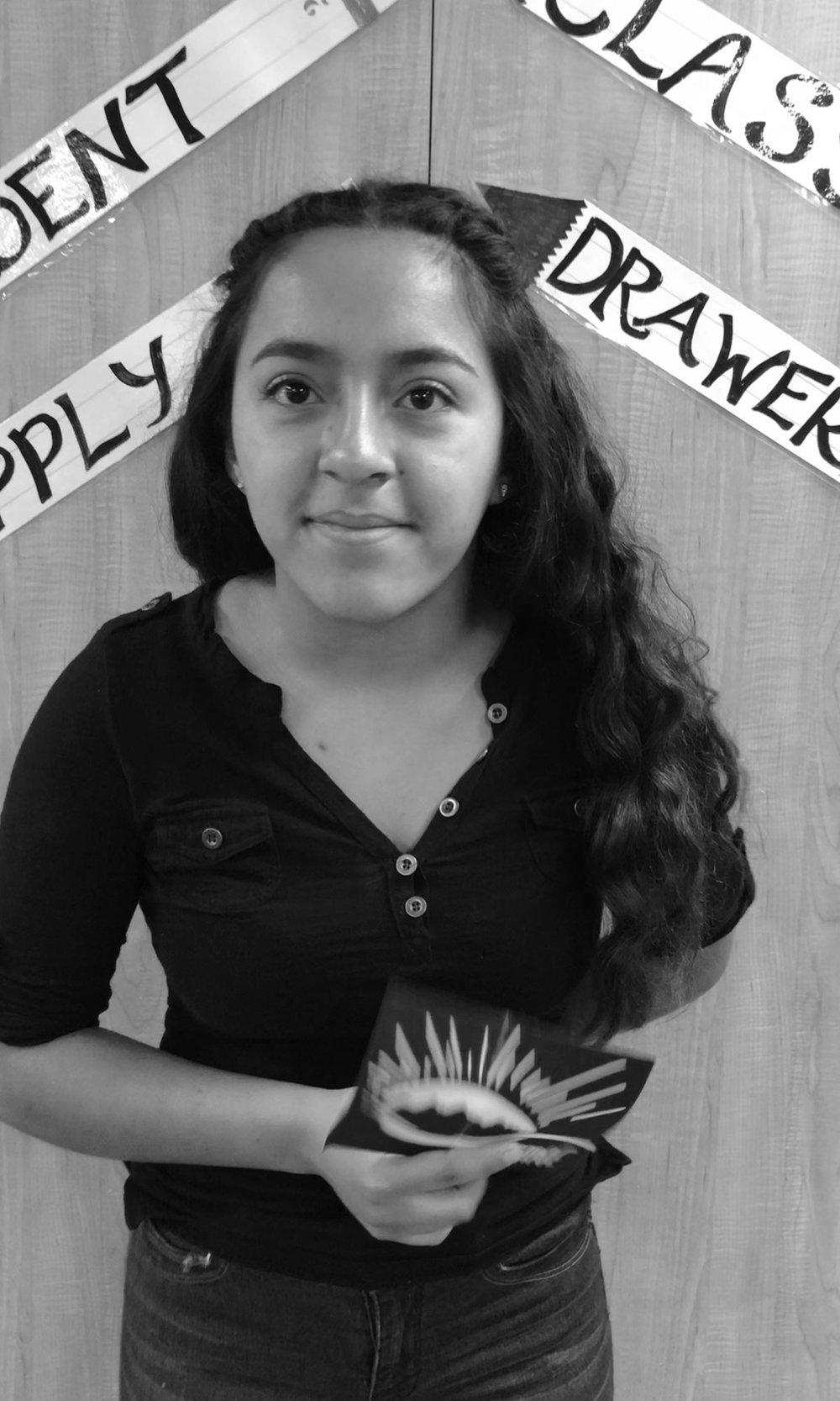 Natalia, 8th Grade