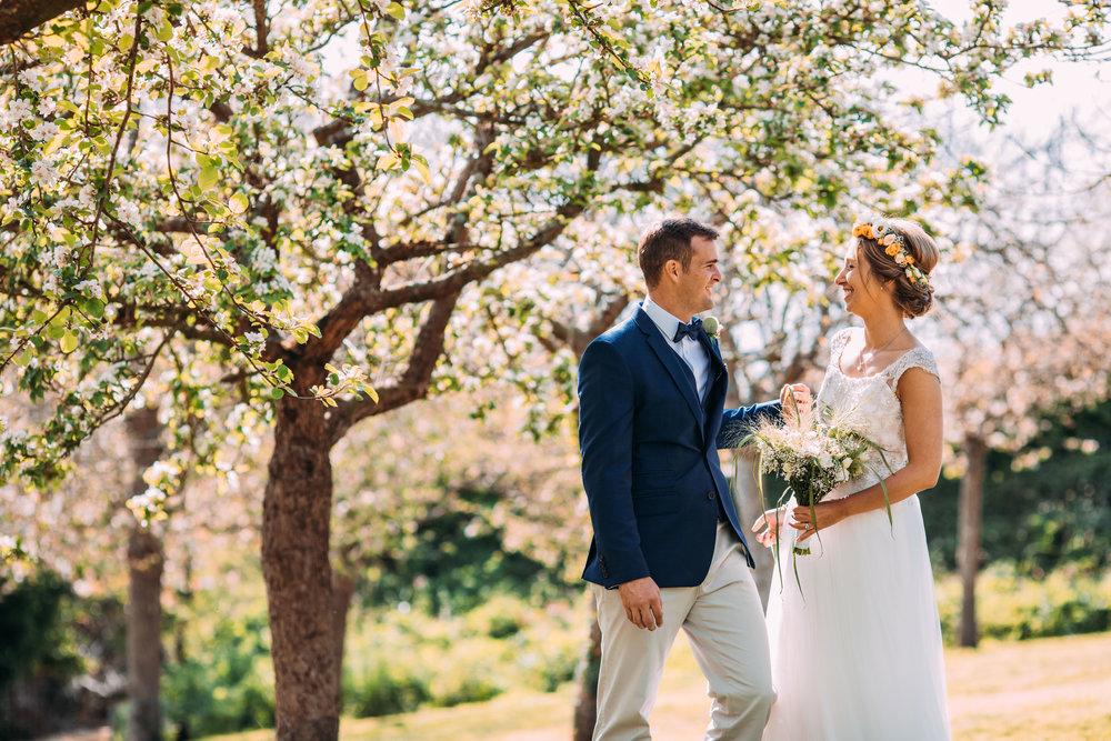 Farmyard Wedding - Danielle & Alex