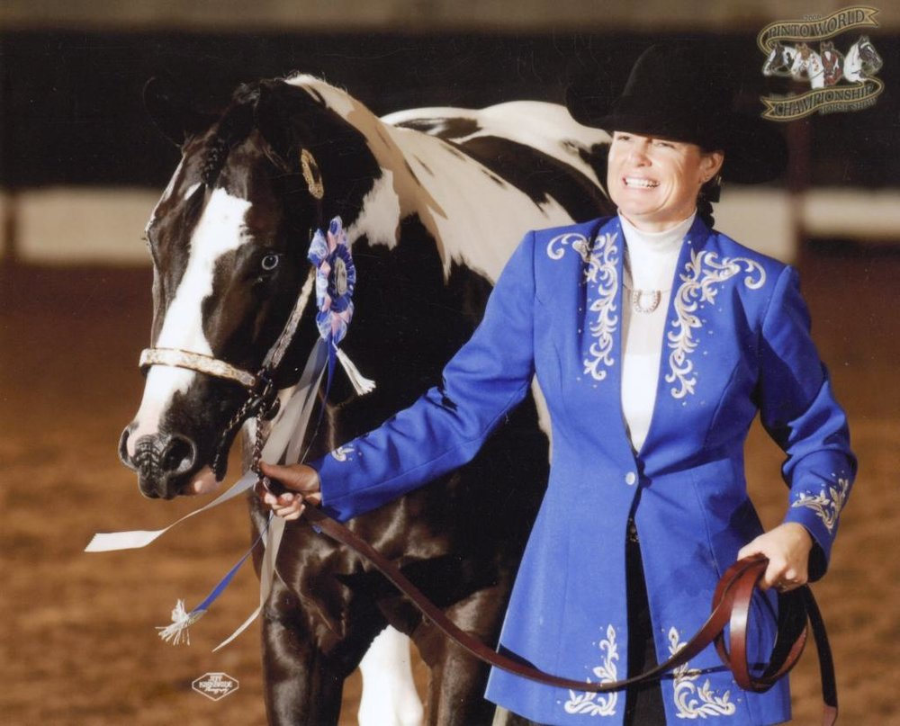 Leaving Pinto World show ring 1024.jpg