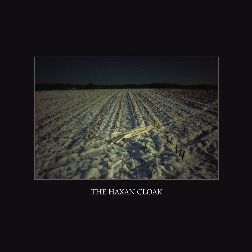 After two years of wait The Haxan Cloak stunning first album pressed on wax by Aurora Borealis.