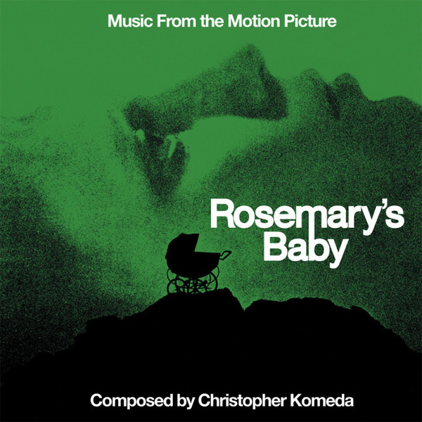 "Komeda's long out-of-print score for Polanski's cult chiller ""Rosemary's Baby"" to be released by Waxwork."