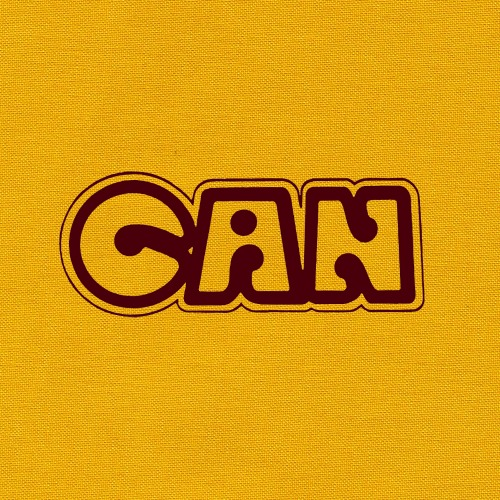 Yellow linen wrapped 17 LP boxset of primarily studio albums by Can is out on Mute / Spoon Records in December '13.