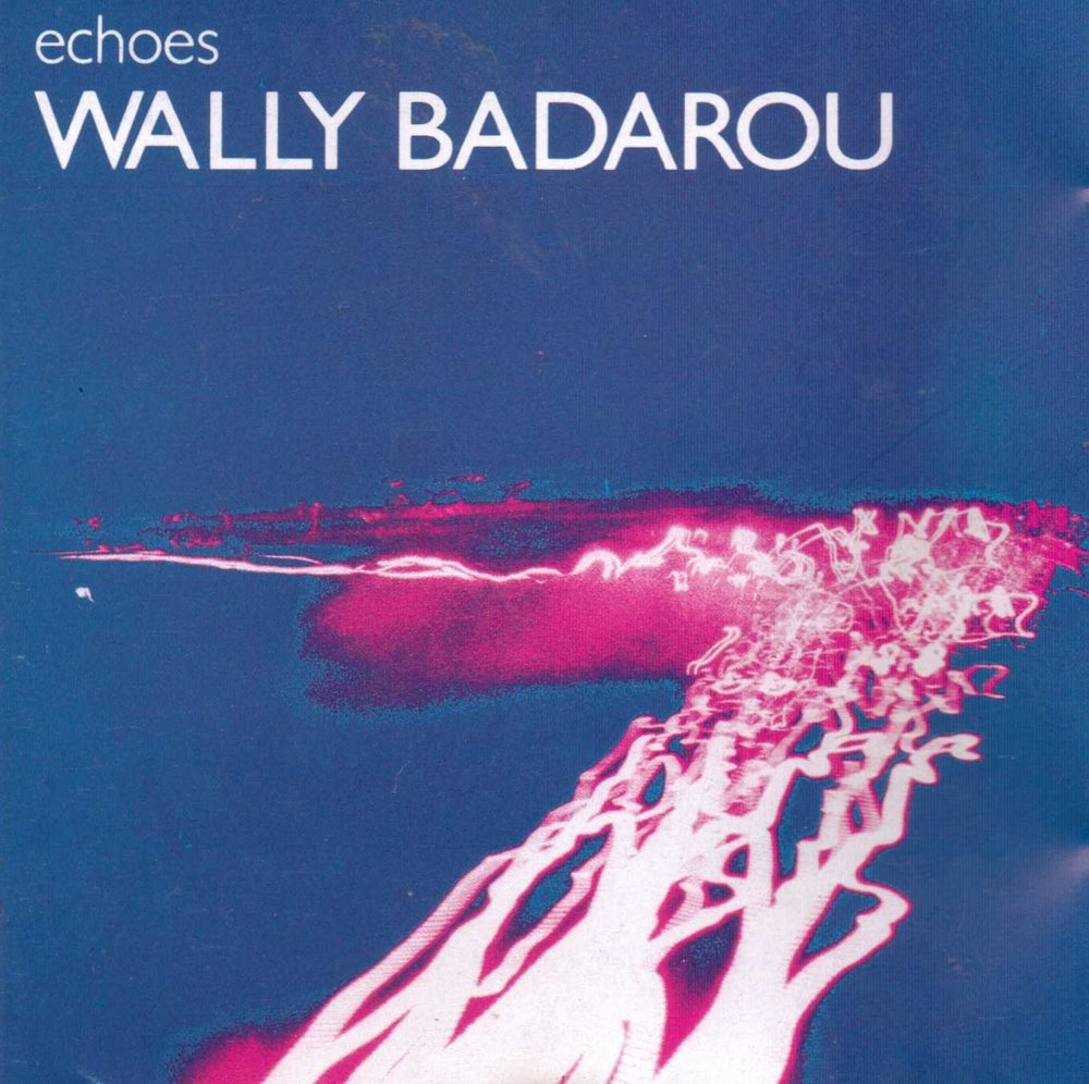 "Balearic classic ""Echoes"" by French keyboardist Wally Badarou reissued for the next generation of creative sampling."