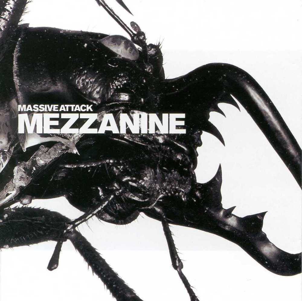 "Massive Attack's seminal third album ""Mezzanine"" gets a due reissue treatment on heavyweight limited pressing."