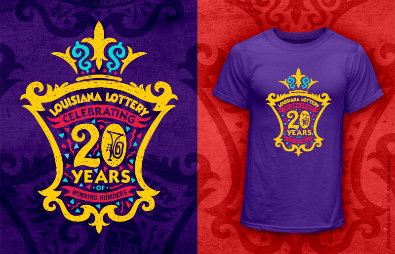 Louisiana Lottery  |   20 Year Anniversary   - Cindy Strecker & Valerie Strecker