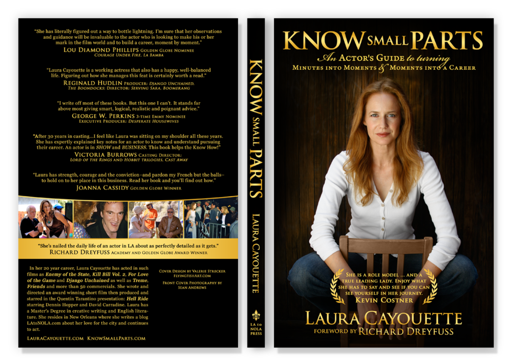 Know Small Parts | Book Cover Design & Layout - Valerie Strecker