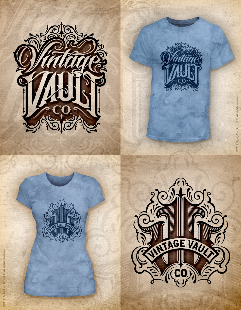 Vintage Vault   Co.  - Cindy Strecker & Valerie Strecker