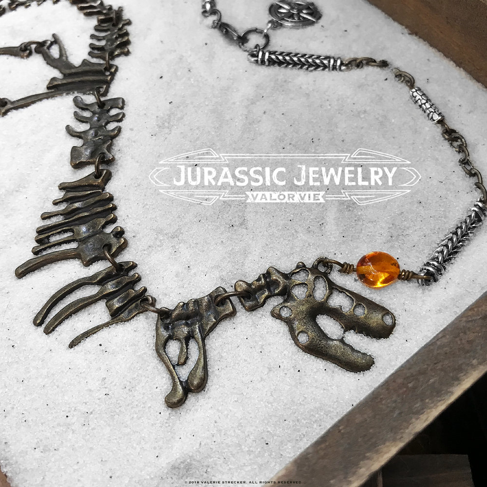 Valor Vie Jurassic Jewelry T-Rex Necklace 3.jpg