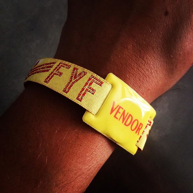 Let's do this! @fyffest for the 5th year!! #lafoodtruck #hoagies #deli #fyffest