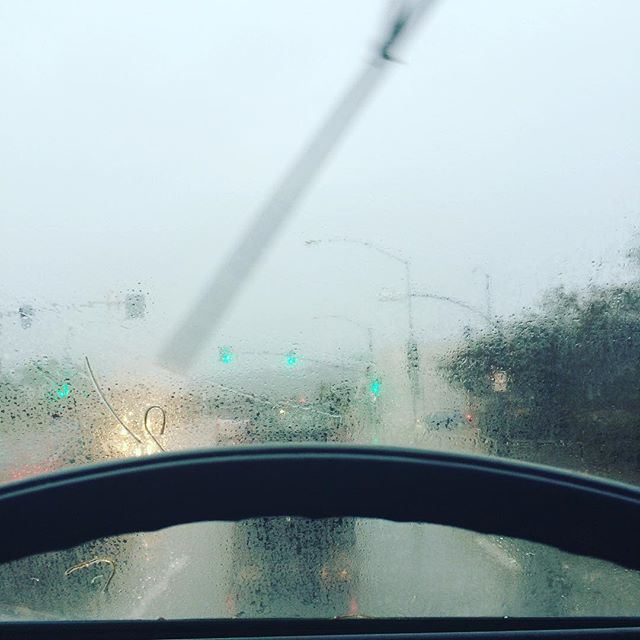 Rain day! Sorry friends we won't be at WB today. See you next week! #foodtrucklife