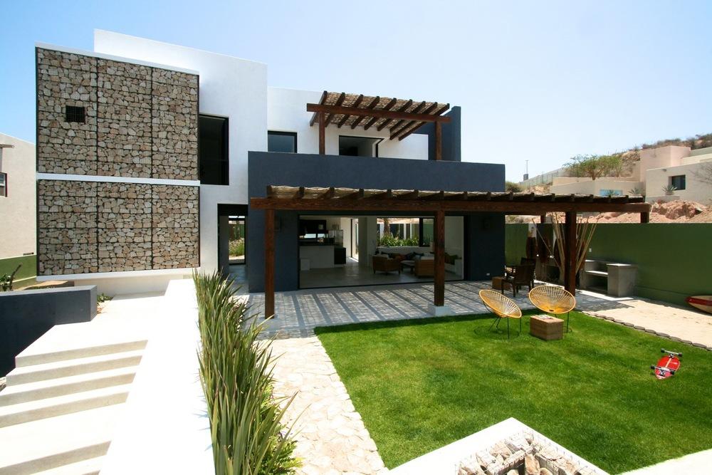 Casa Gabión