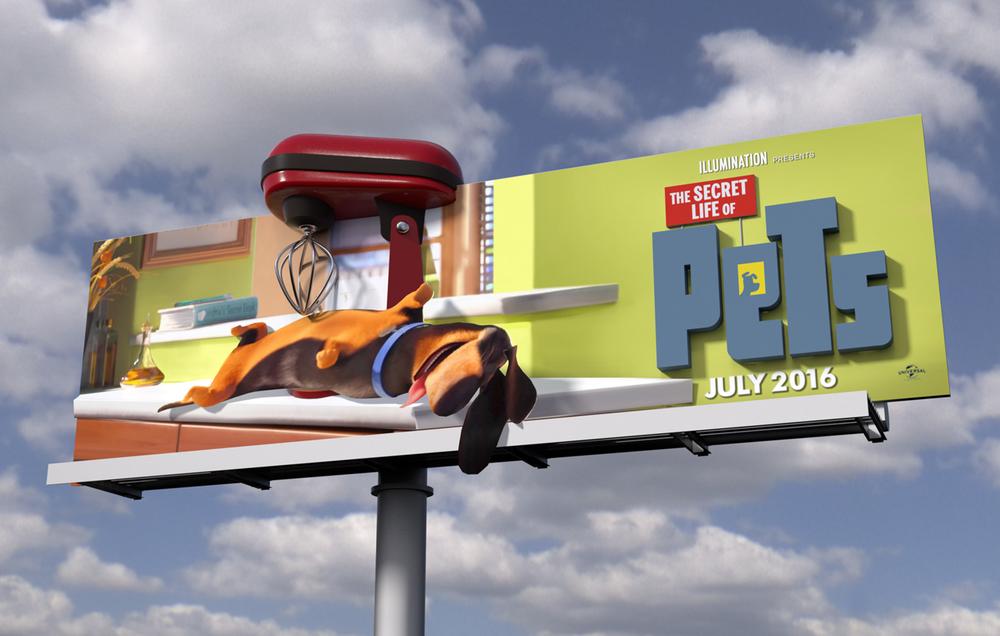 Dimensional Advertising -
