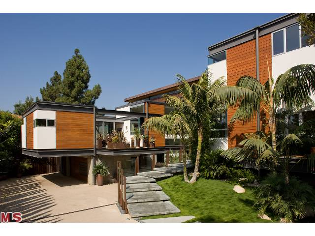 Lake Hollywood Architectural Masterpiece Los Angeles Real Estate - Hollywood-hills-architectural-masterpiece