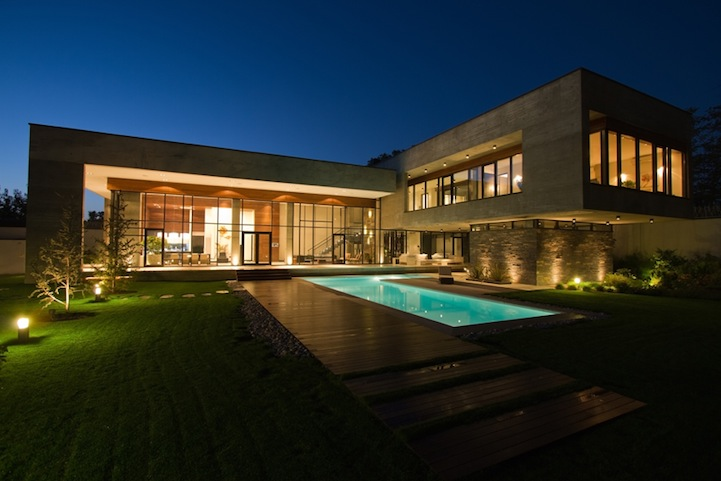 modern architectural in iran los angeles real estate smilay
