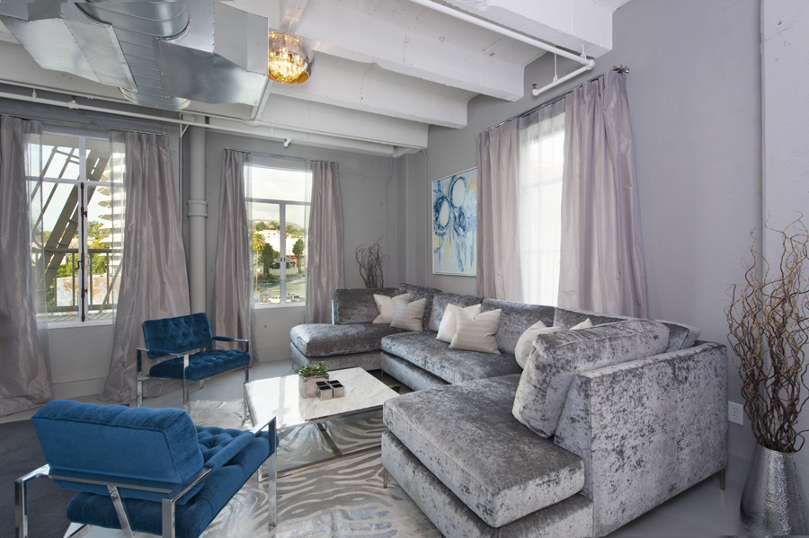 Price Reduction At Two Story Hollywood Designer Loft Los Angeles
