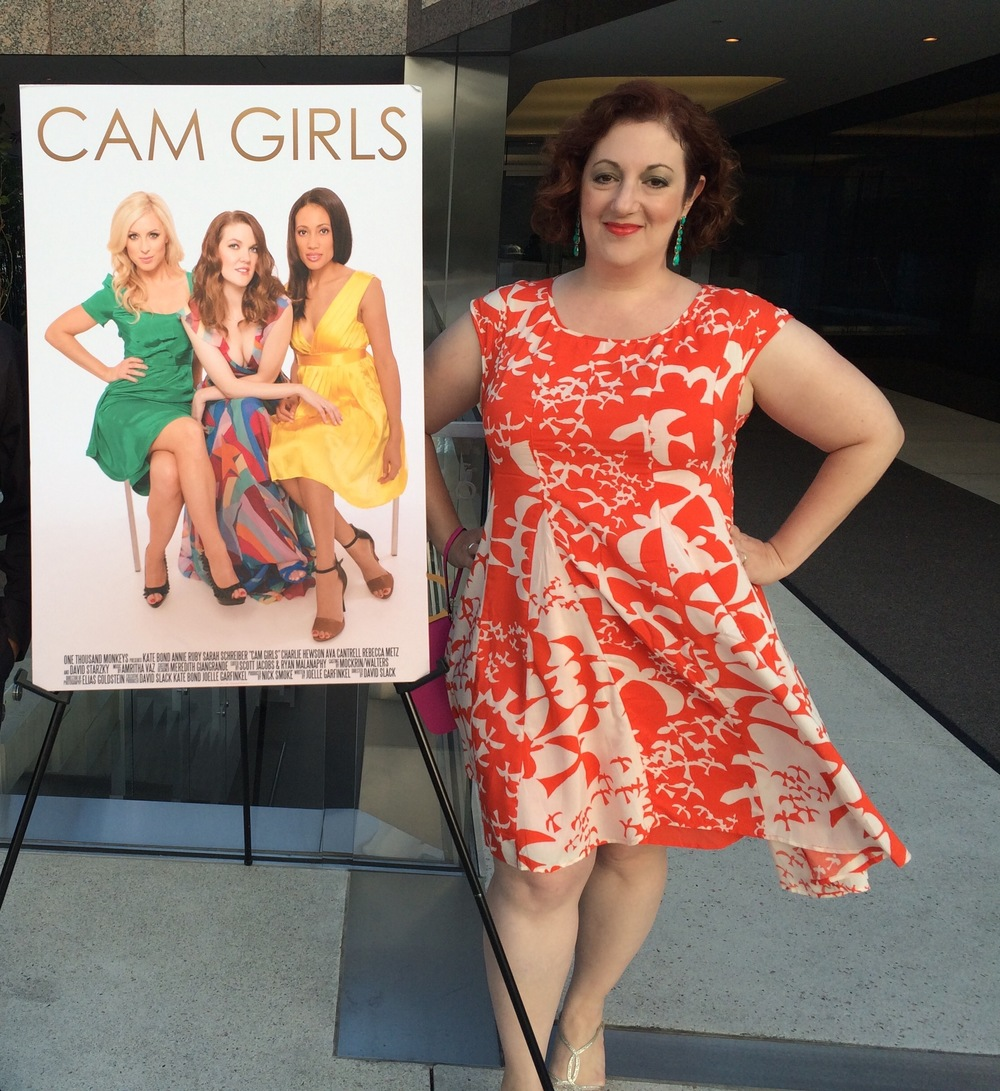Premiere of award-winning web series Cam Girls