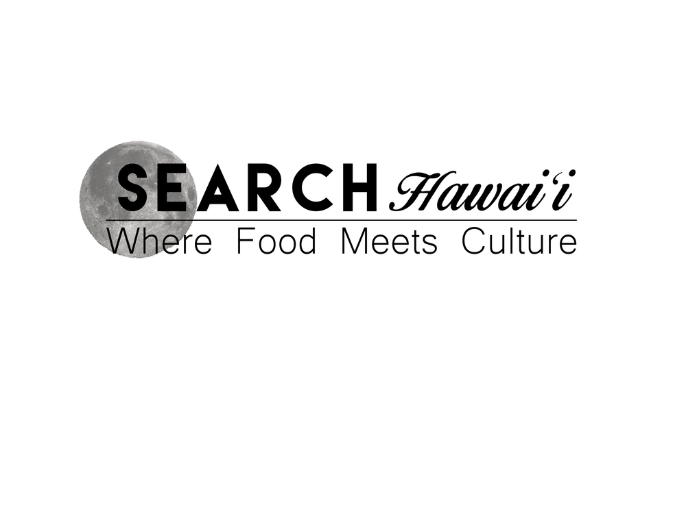 Logo Design for T.V. show, SEARCH Hawaiʻi.