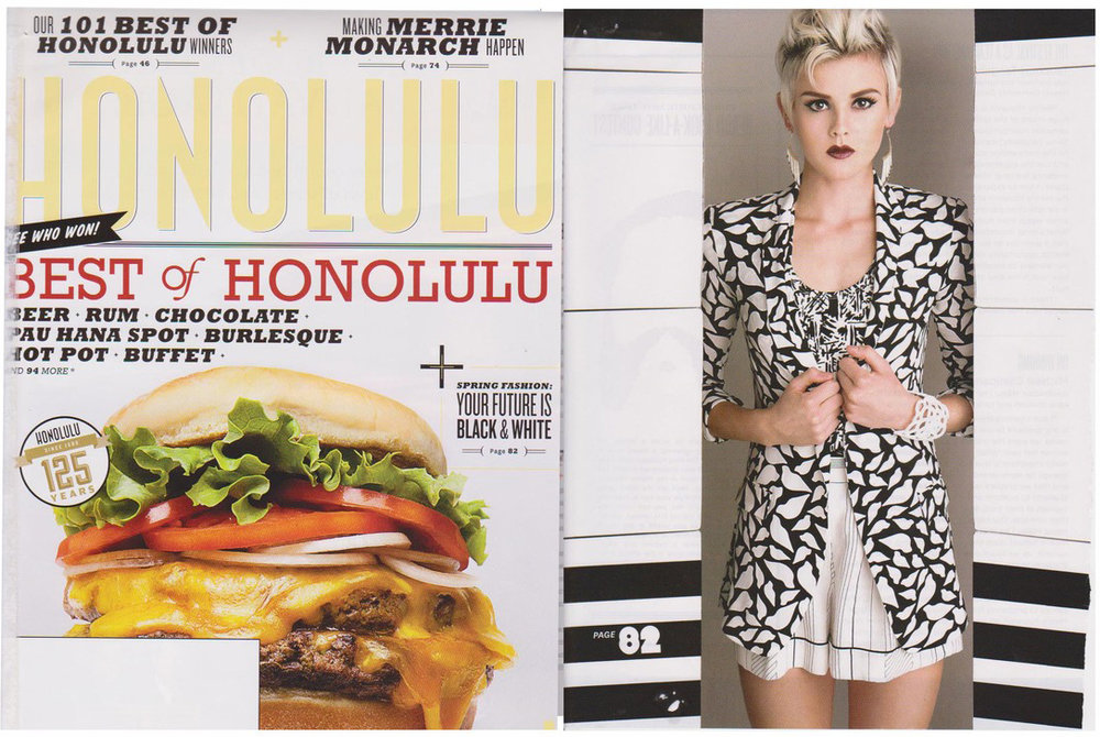Honolulu Magazine, Spring 2013