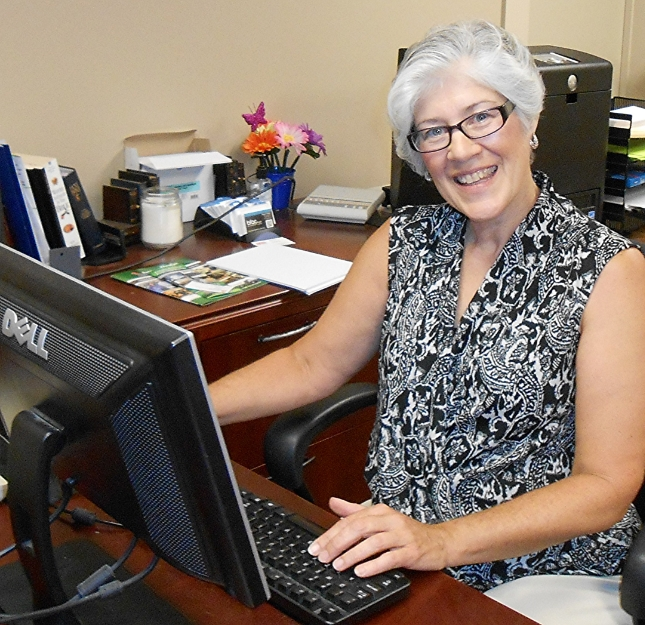 Rebecca Olack, Administrative Assistant