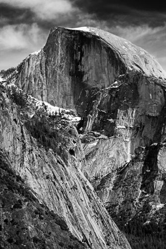 Half Dome, Yosemite NP, California