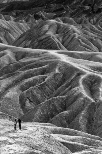Zabrinski Point, Death Valley