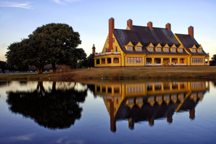 The Whalehead Club