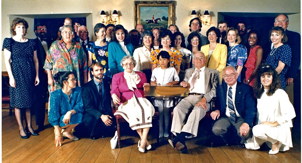 The Ludwig Family Reunion in TN some time in the 80s.