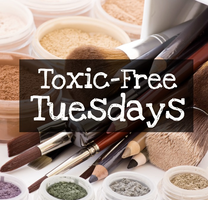 Come by tomorrow between 6-8pm for Toxic Free Tuesday! Learn about toxins in the personal care products you might be using and how you can avoid them!
