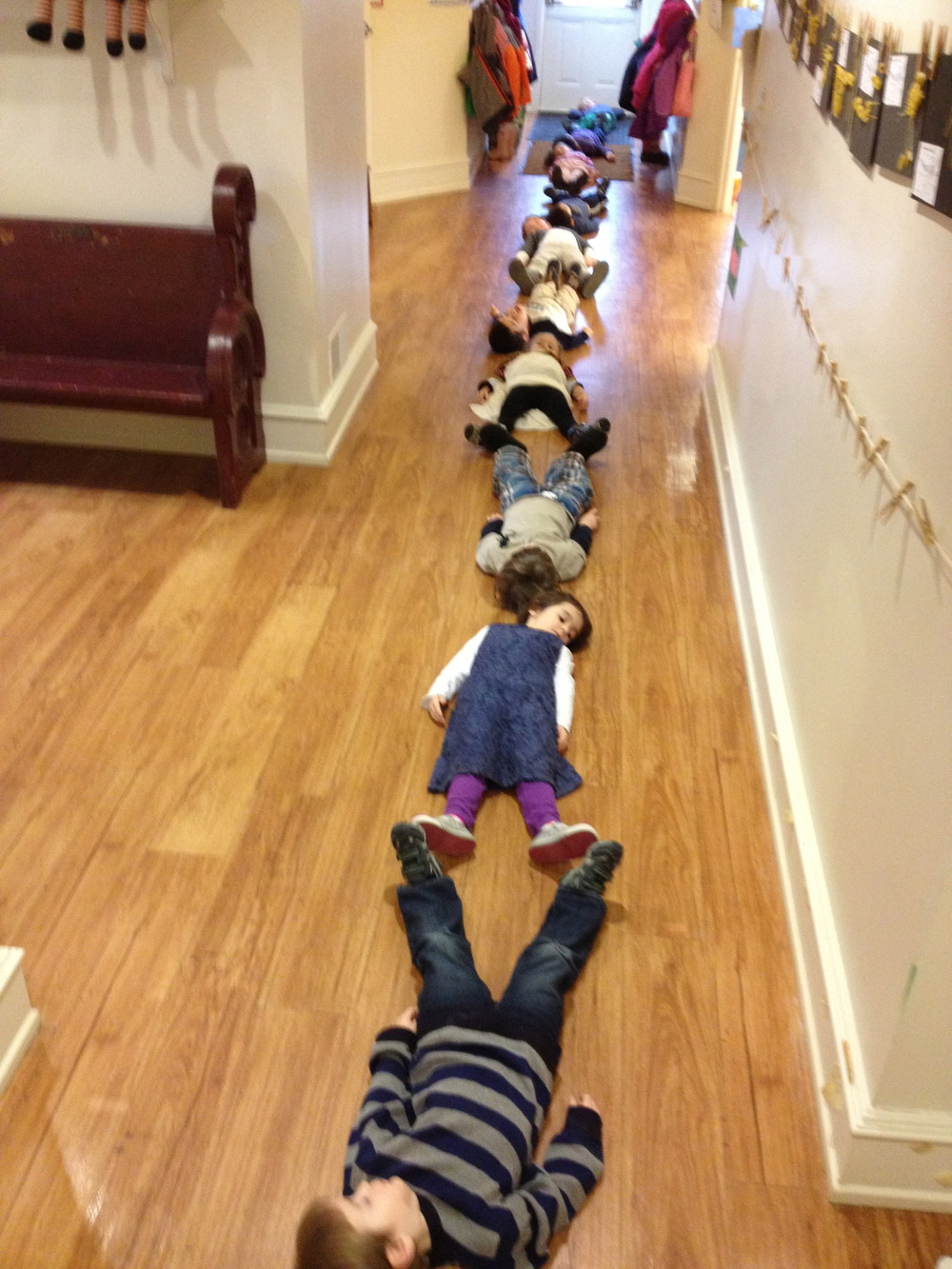 using our bodies to measure